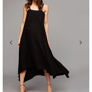Isabella Oliver Hanky Hem Maternity Dress